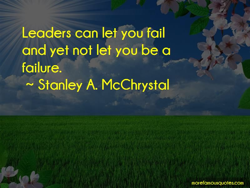 Stanley A. McChrystal Quotes Pictures 4