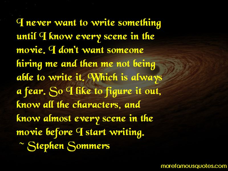 Stephen Sommers Quotes Pictures 3