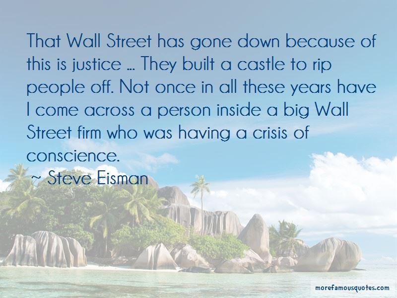 Steve Eisman Quotes Pictures 2