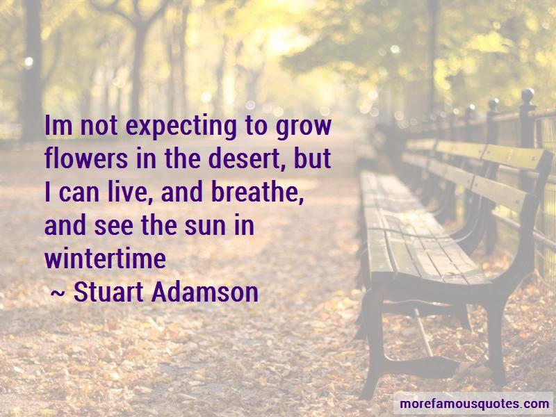 Stuart Adamson Quotes