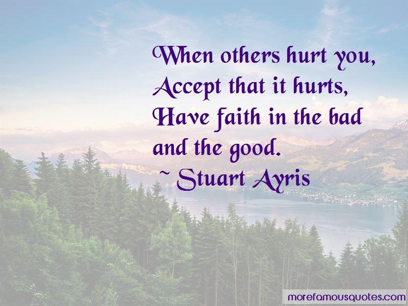 Stuart Ayris Quotes Pictures 3