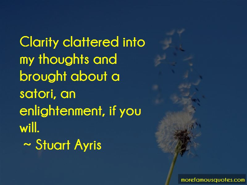 Stuart Ayris Quotes Pictures 4