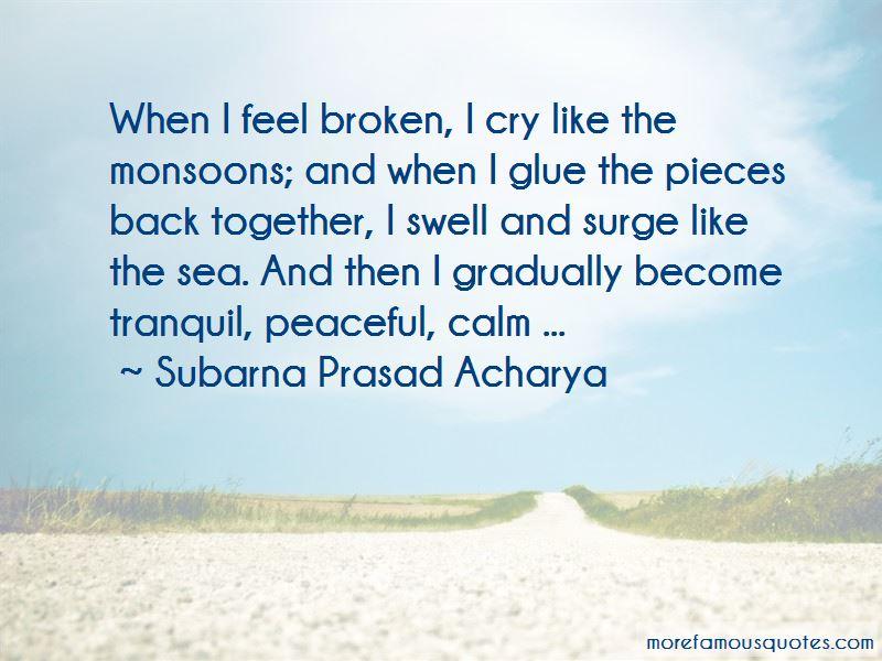 Subarna Prasad Acharya Quotes