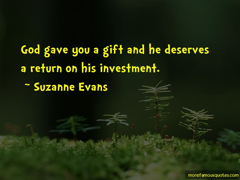 Suzanne Evans Quotes Pictures 3