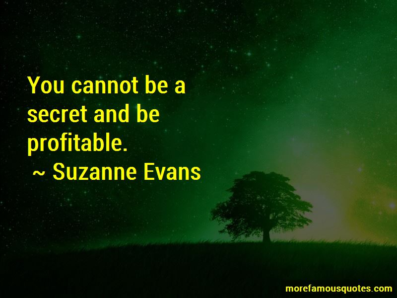 Suzanne Evans Quotes Pictures 4