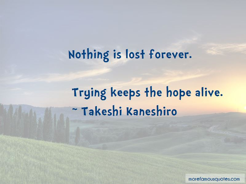 Takeshi Kaneshiro Quotes Pictures 2