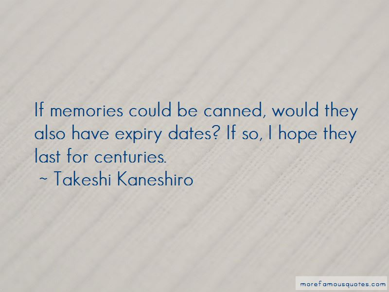 Takeshi Kaneshiro Quotes Pictures 3