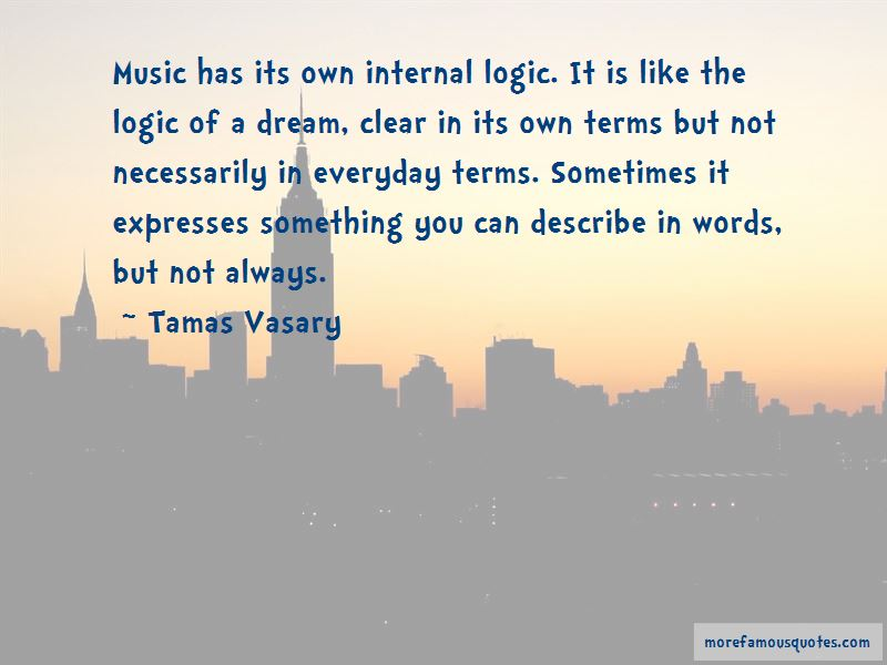 Tamas Vasary Quotes Pictures 2