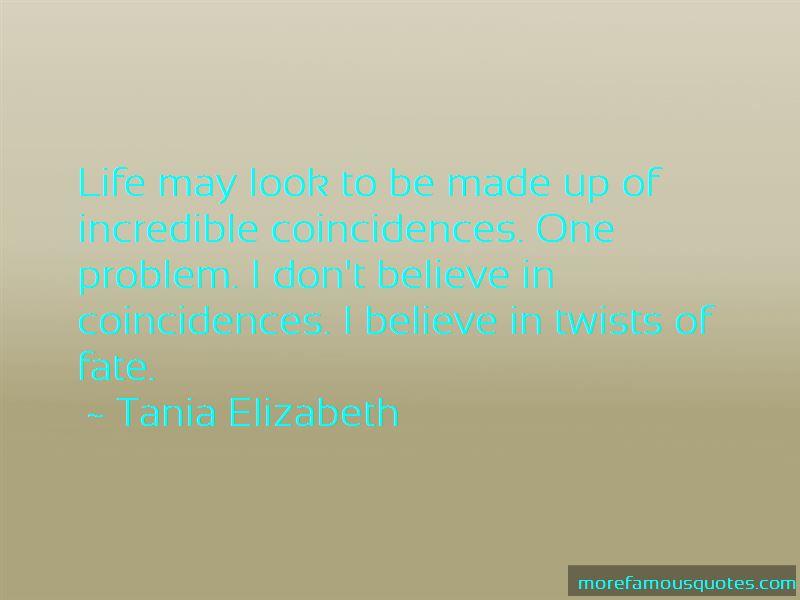 Tania Elizabeth Quotes Pictures 2