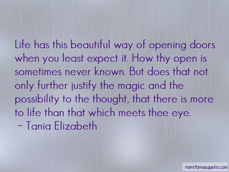 Tania Elizabeth Quotes Pictures 4