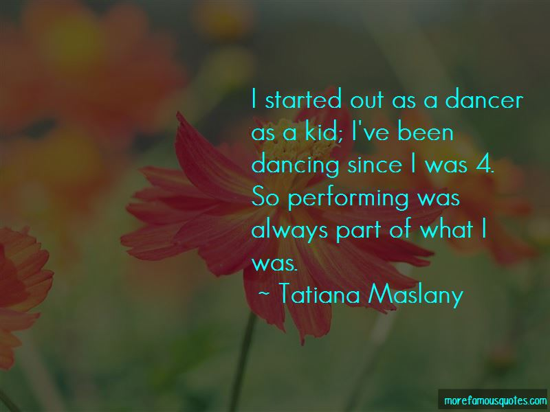 Tatiana Maslany Quotes Pictures 3