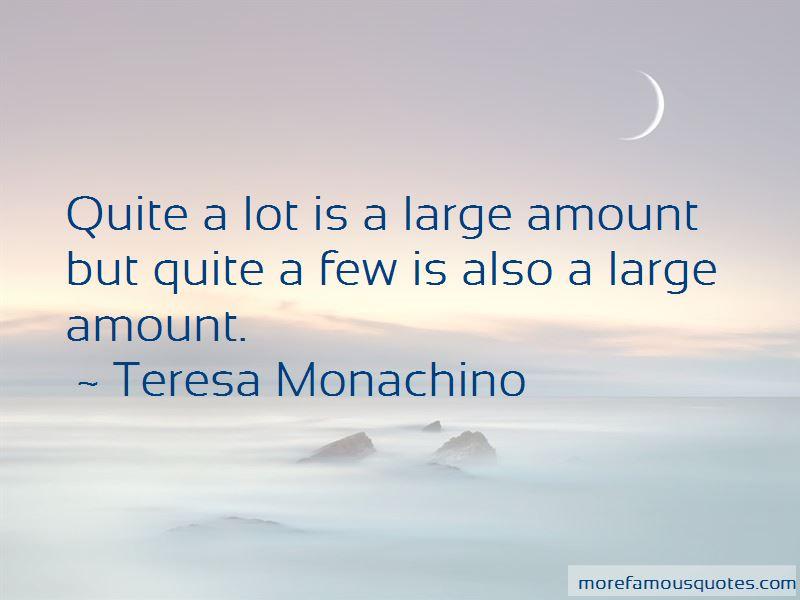 Teresa Monachino Quotes Pictures 4