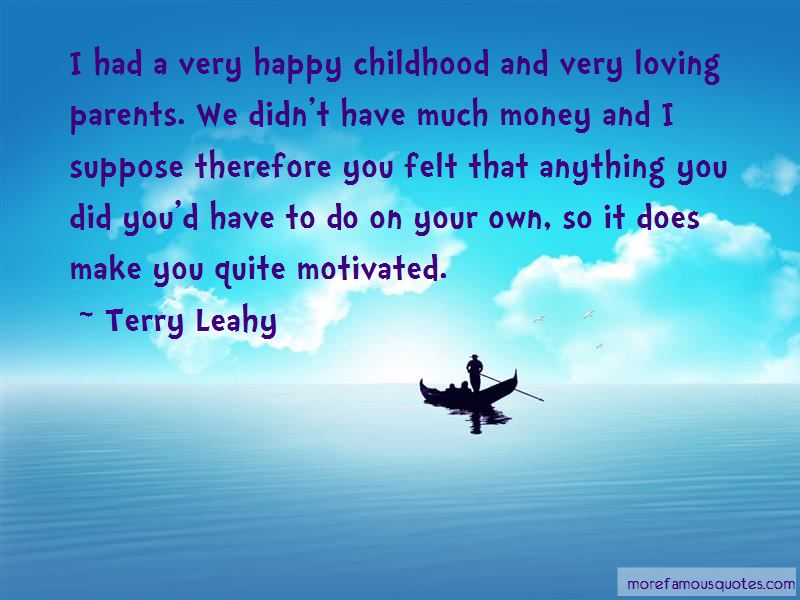 Terry Leahy Quotes Pictures 3