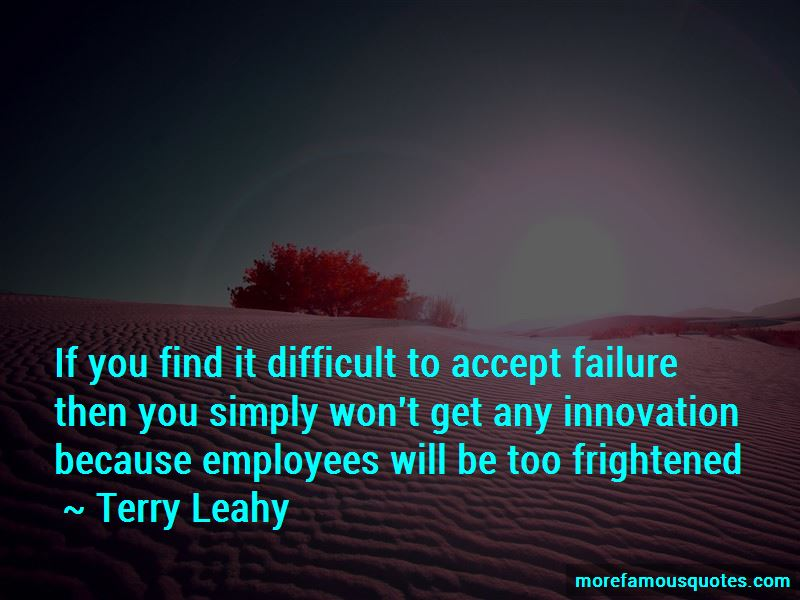 Terry Leahy Quotes Pictures 4