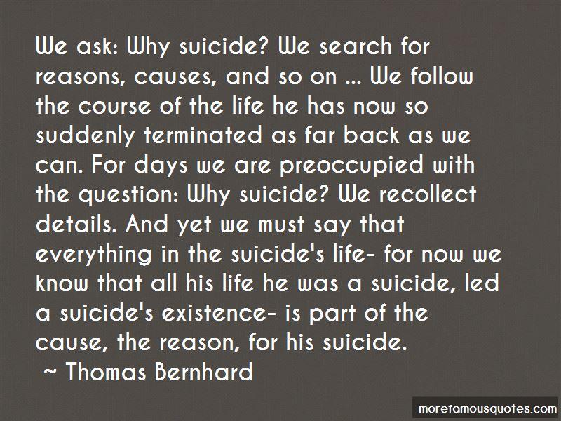 Thomas Bernhard Quotes Pictures 2