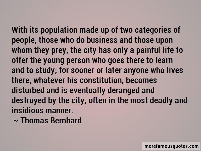 Thomas Bernhard Quotes Pictures 3