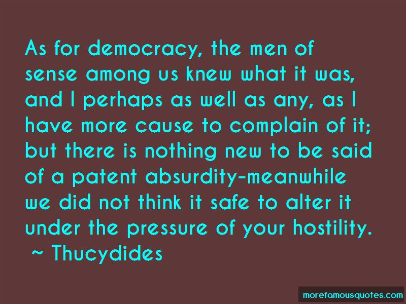 Thucydides Quotes Pictures 2