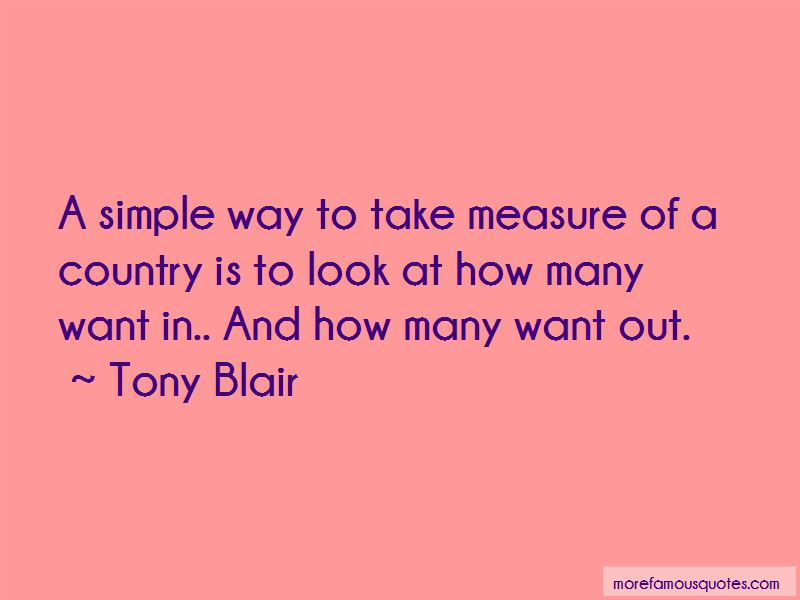 Tony Blair Quotes Pictures 2