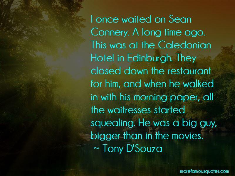 Tony D'Souza Quotes Pictures 2