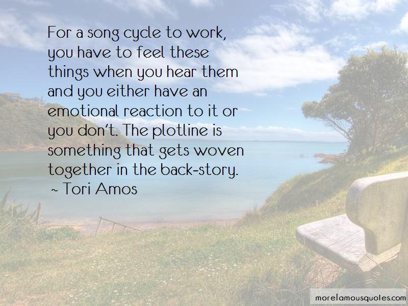 Tori Amos Quotes