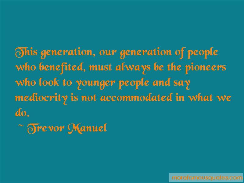 Trevor Manuel Quotes