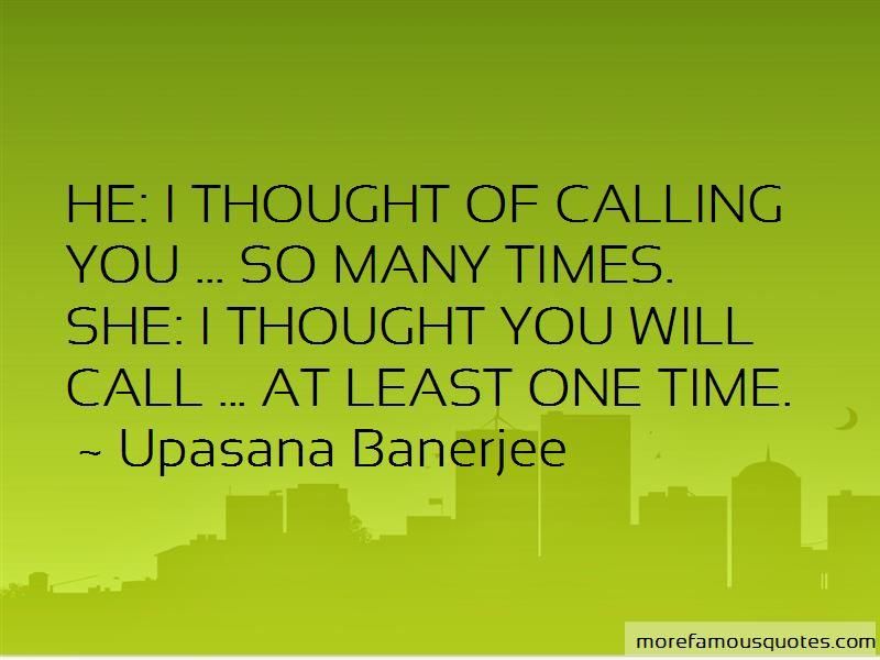Upasana Banerjee Quotes Pictures 2
