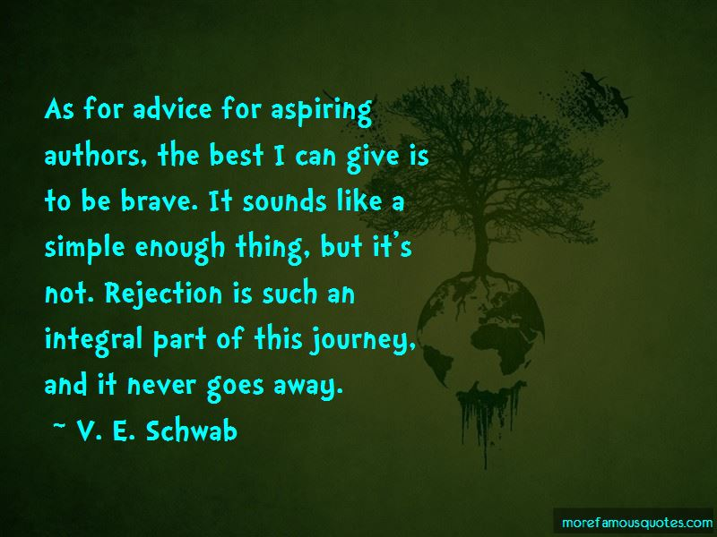 V. E. Schwab Quotes Pictures 3