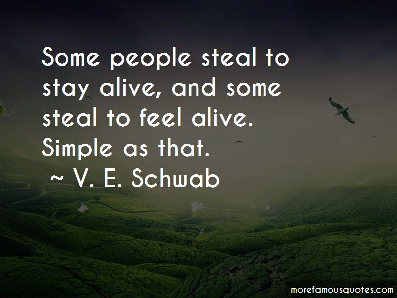 V. E. Schwab Quotes Pictures 4