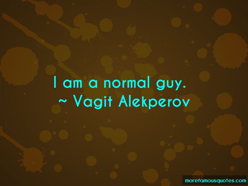 Vagit Alekperov Quotes Pictures 2