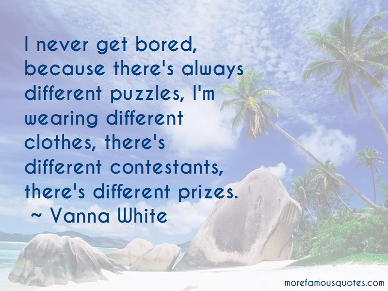 Vanna White Quotes Pictures 2