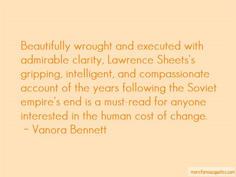 Vanora Bennett Quotes Pictures 4