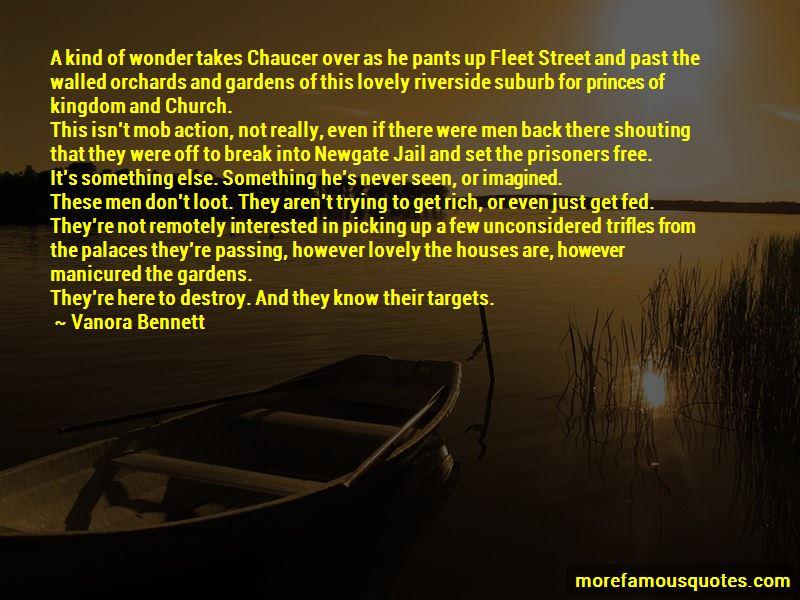Vanora Bennett Quotes