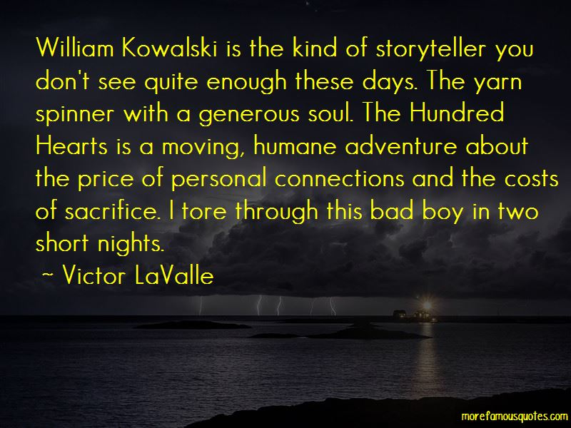 Victor LaValle Quotes Pictures 3