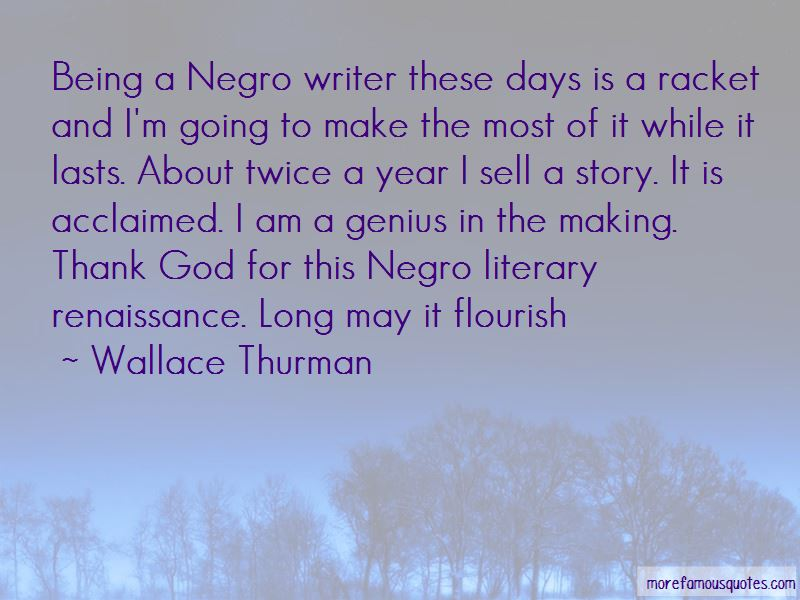 Wallace Thurman Quotes Pictures 3