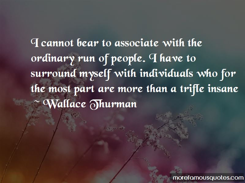 Wallace Thurman Quotes