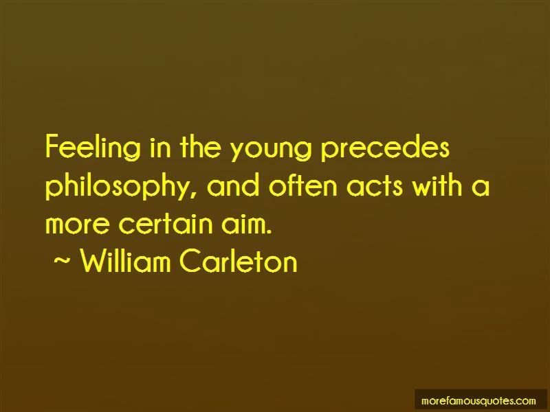 William Carleton Quotes Pictures 3