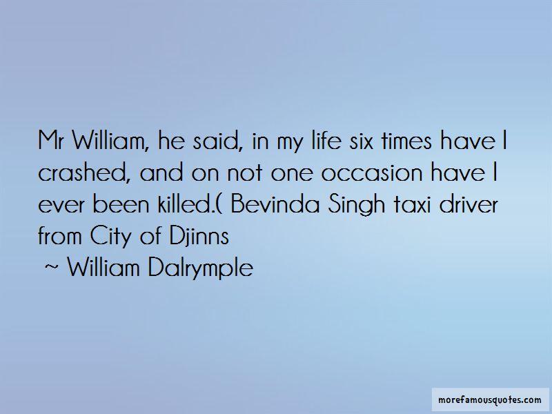 William Dalrymple Quotes Pictures 3