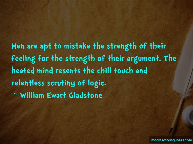 William Ewart Gladstone Quotes Pictures 4