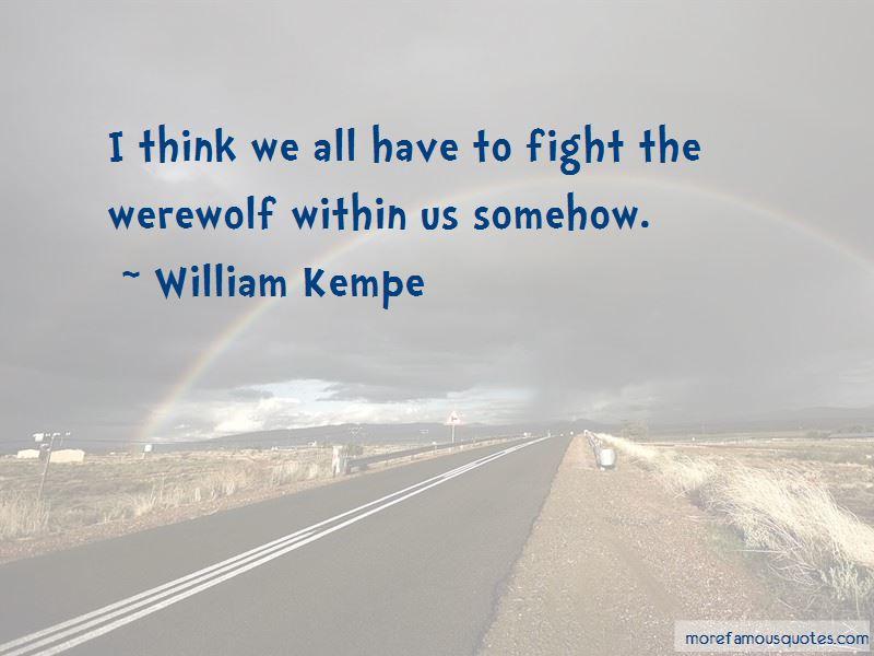 William Kempe Quotes