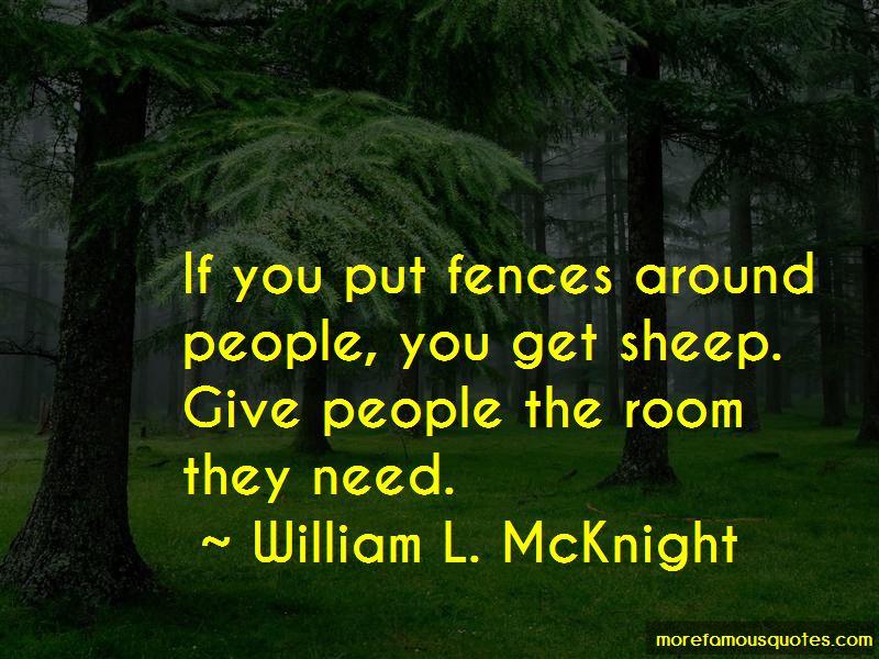William L. McKnight Quotes
