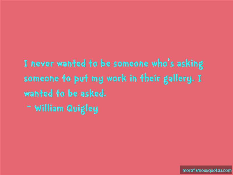 William Quigley Quotes