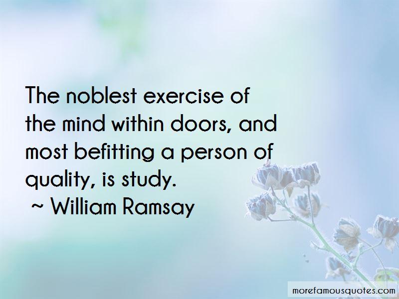 William Ramsay Quotes Pictures 3