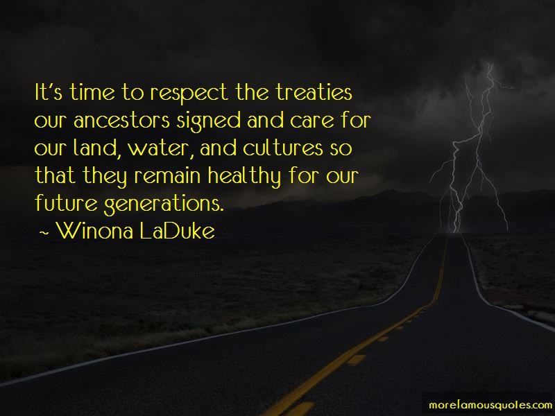 Winona LaDuke Quotes Pictures 3