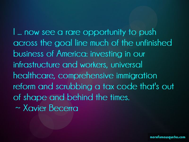 Xavier Becerra Quotes Pictures 4