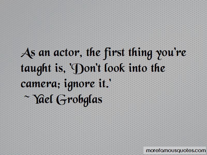 Yael Grobglas Quotes Pictures 4