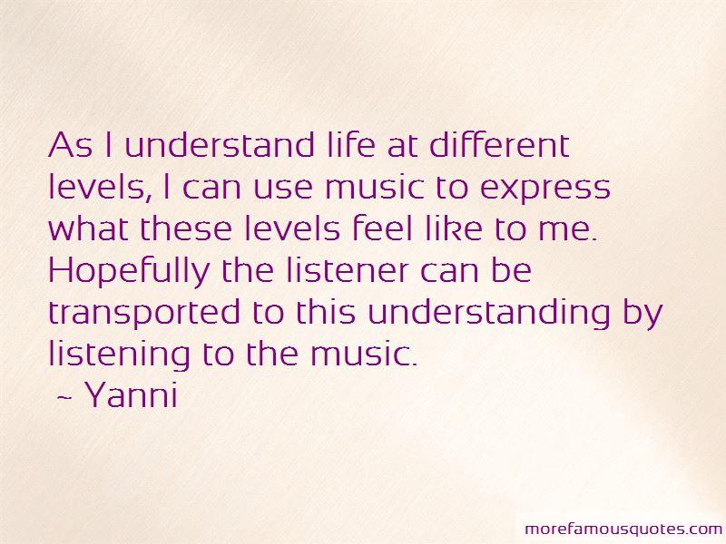 Yanni Quotes Pictures 3