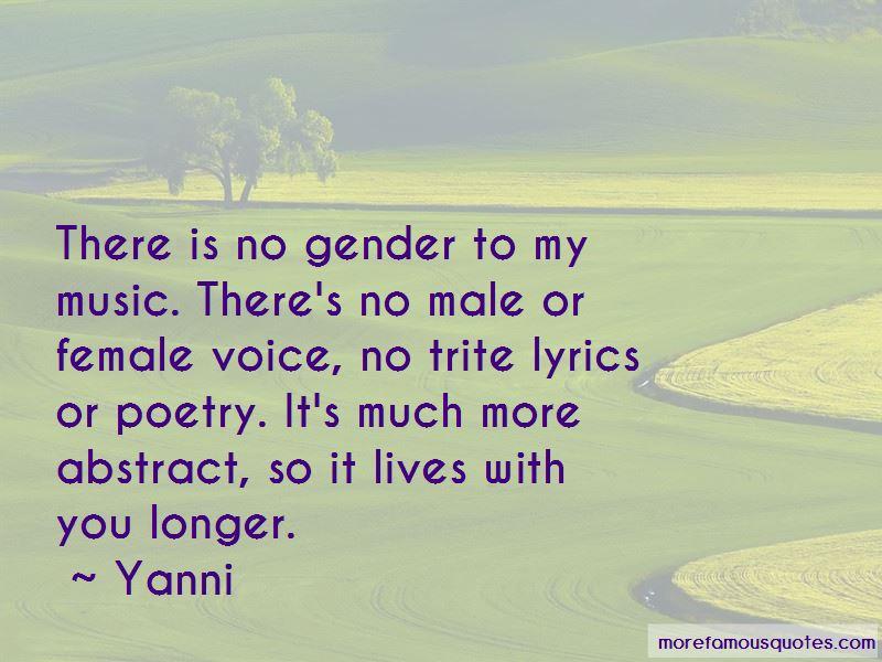 Yanni Quotes Pictures 4