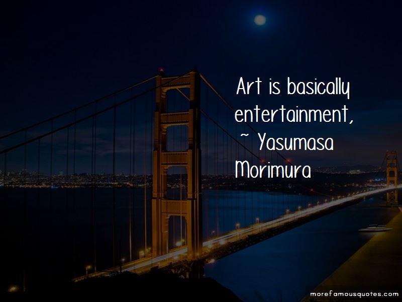 Yasumasa Morimura Quotes Pictures 2