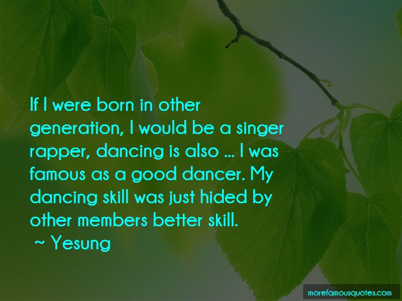 Yesung Quotes Pictures 3