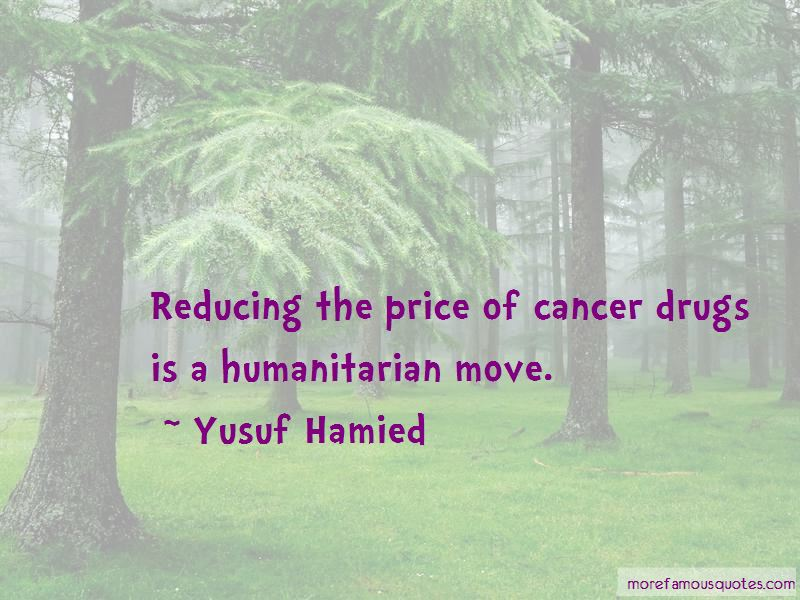 Yusuf Hamied Quotes Pictures 4